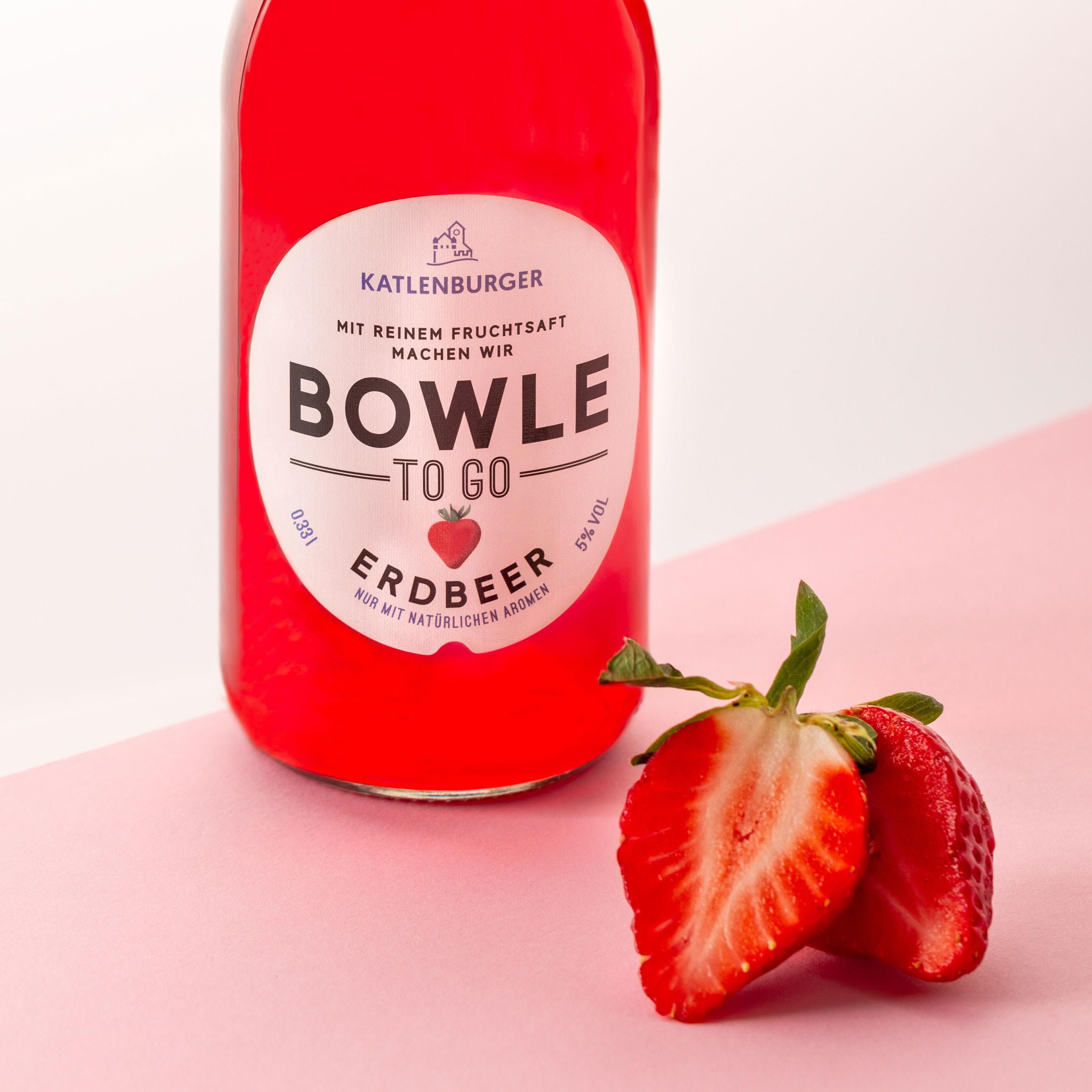 erdbeer getränk