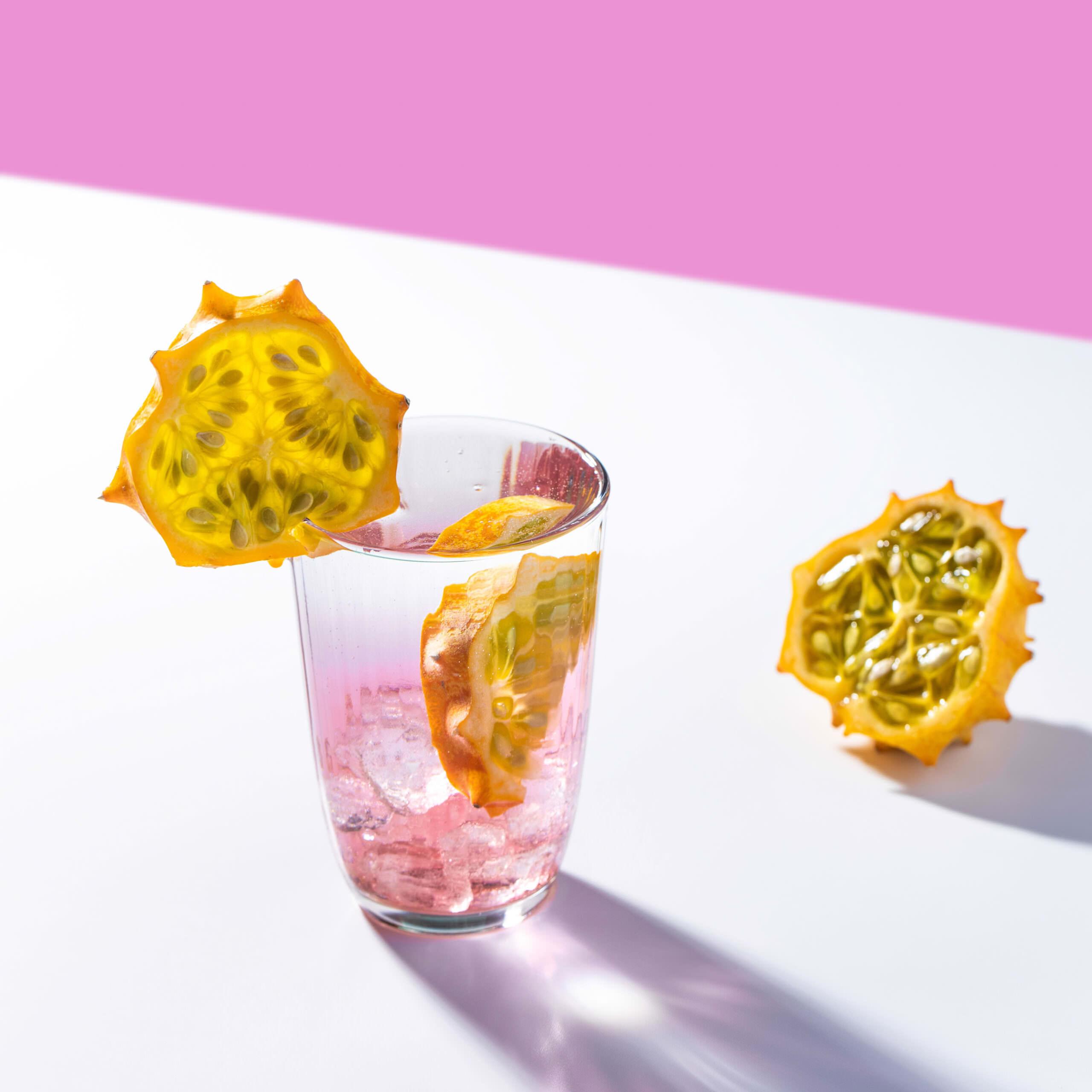 drink foto horned melon