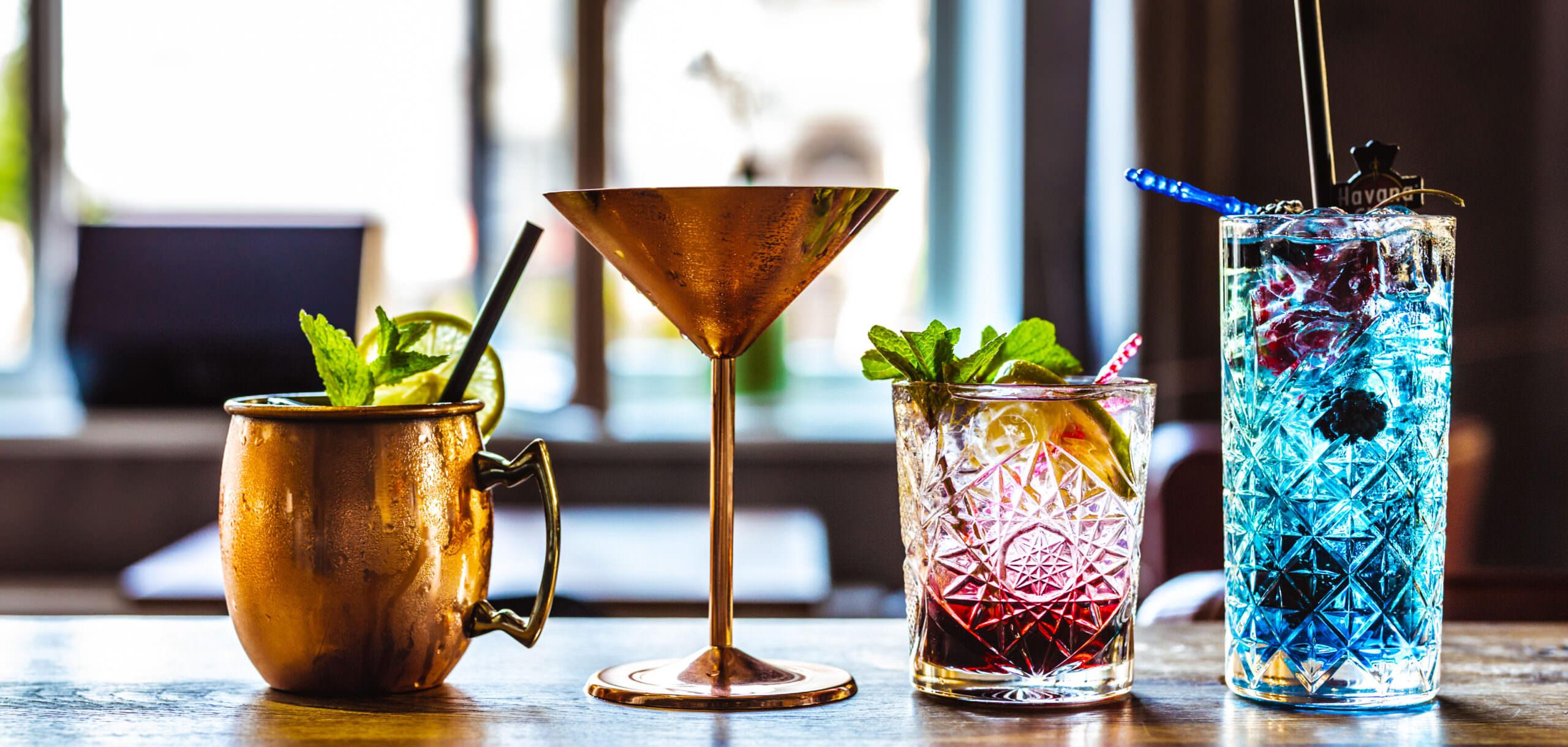 fotografie für bars cocktails